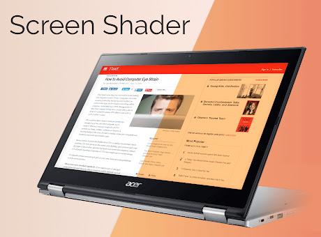 Screen Shader | Smart Screen Tinting