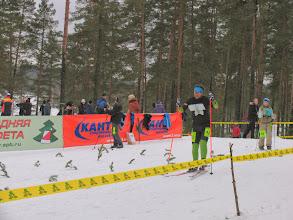 Photo: Кирилл поехал на 2 этап