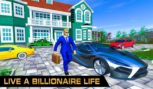 Billionaire Driver Sim: Helicopter, Boat & Cars 1.0.4 screenshots 14