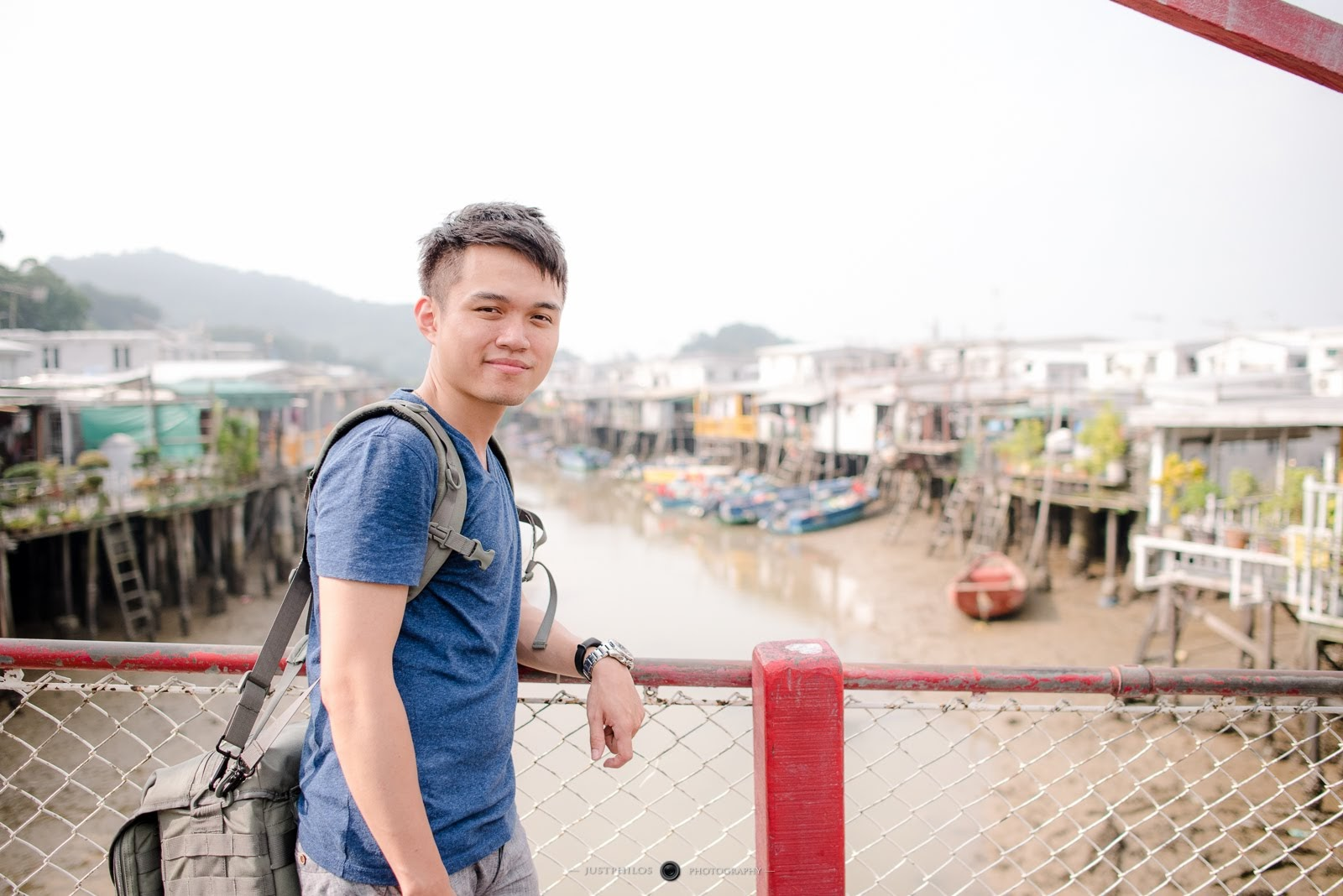 大澳應該是僅次於赤柱,整趟香港行最喜歡的地點之一。
