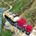 Oil Tanker Truck Simulator: Hill Driving icon