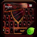 Heart Flame GO Keyboard theme icon