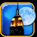 Ciudad de Noche Fondo Animado icon