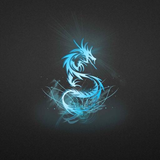 ドラゴンのテーマ 個人化 App LOGO-硬是要APP