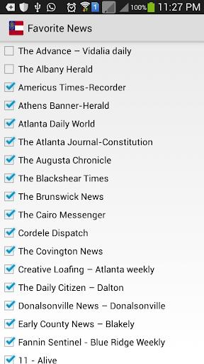 玩免費新聞APP|下載ジョージアニュース app不用錢|硬是要APP