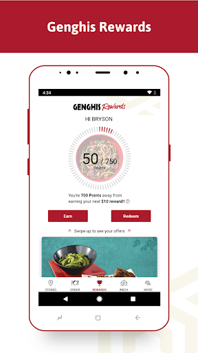 Genghis Grill 1.0 app download 2