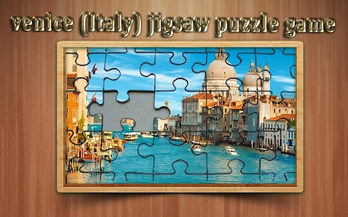 venice ( Italy ) jigsaw puzzle game - náhled