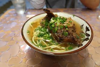 Photo: Our favorite Soki soba in Okinawa