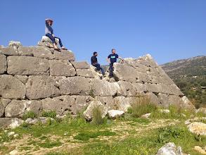 Photo: The Pyrimad of Ellinikon, Argos