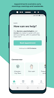 screenshot of Livi – See a Doctor in minutes