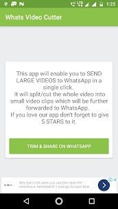 WhatsCut Best Video Cut App Download For Android and iPhone 1
