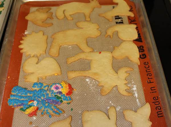 No-chill Sugar Cookies Recipe