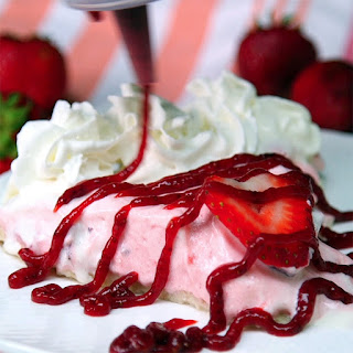 Strawberry Daiquiri Pie