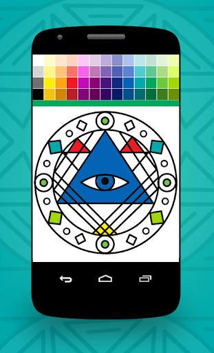 Mandalas para Colorear|玩解謎App免費|玩APPs