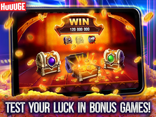 Slots - Huuuge Casino: Free Slot Machines Games screenshot 13