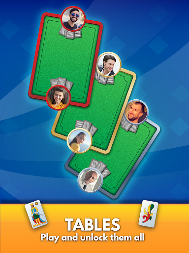 Scopa - Free Italian Card Game Online apkslow screenshots 7