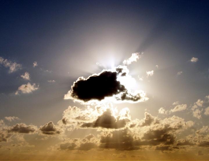 Nuvole d'agosto di Daniela.Bonsignore