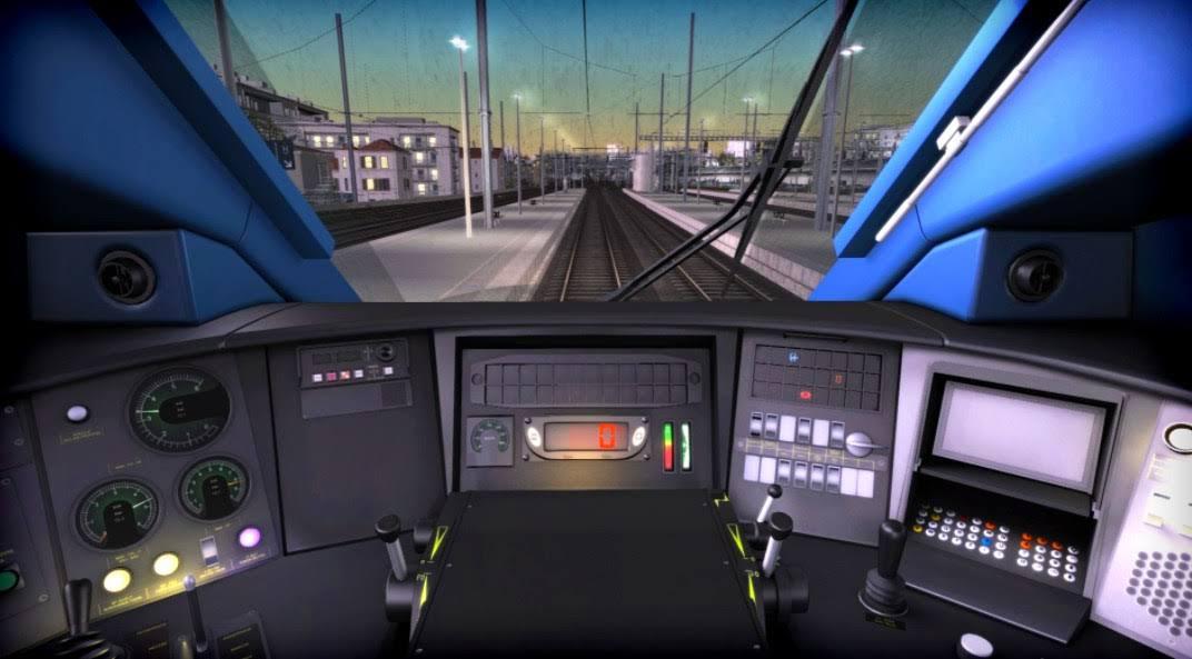 Train Simulator DLC