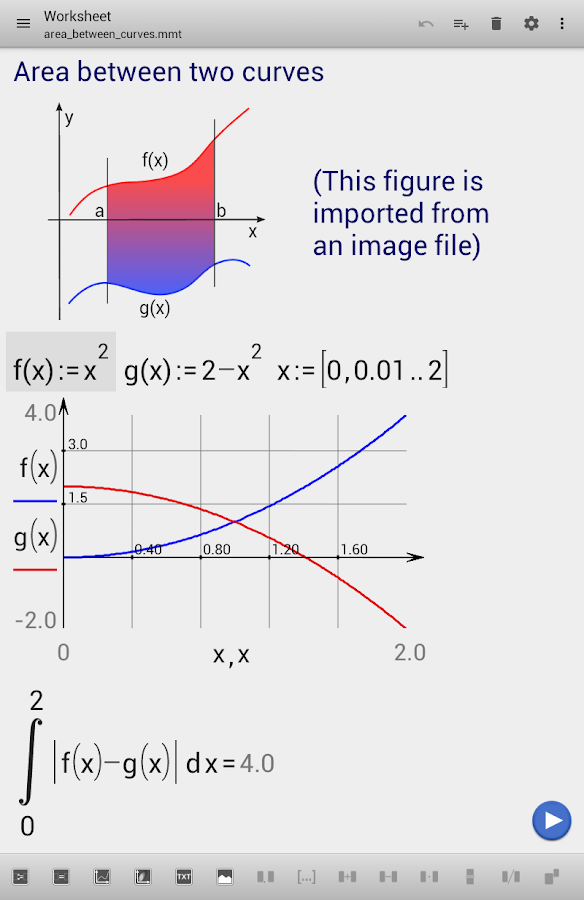 micro Mathematics Plus- screenshot