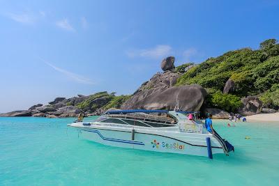 Similan Islands Snorkel Tour by SeaStar Andaman from Phuket