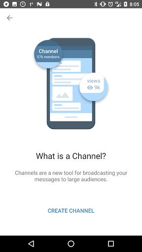 CloudVeil Messenger 4.9.1 screenshots 3