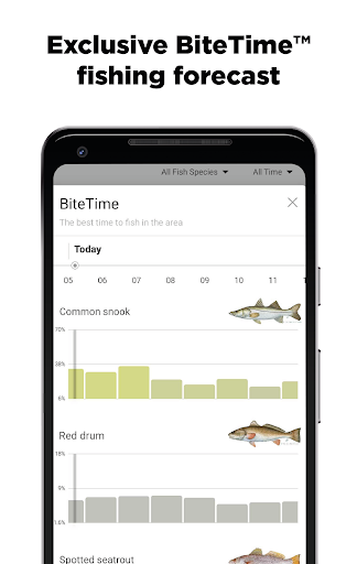Fishbrain - local fishing map and forecast app 6.28 screenshots n 2