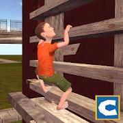 Kids Climbing Rooftop Stunts