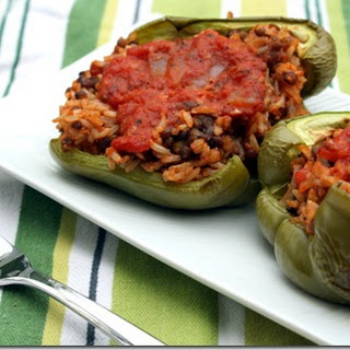 Lentil Stuffed Peppers Vegetarian Recipes
