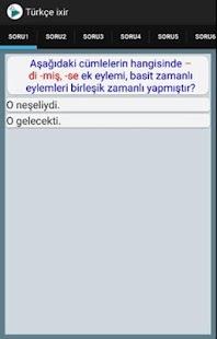 ixir: Dil bilgisi, öğretmen: AHMET KAYA - náhled