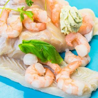Shrimp Cilantro.