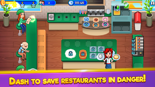 Chef Rescue – Cooking & Restaurant Management Game 1