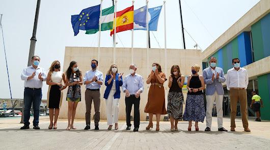 Primera piedra para el nuevo puerto, más abierto a ciudadanos y turistas