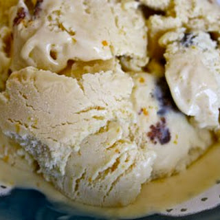 Cherries Jubilee Ice Cream