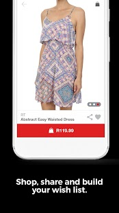 MRP Fashion App- screenshot thumbnail