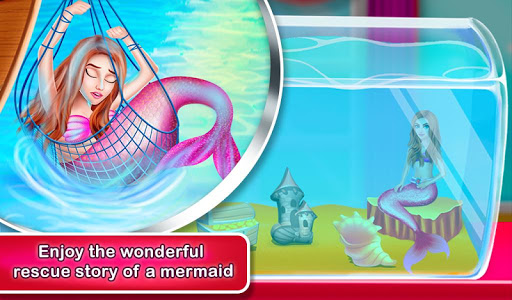 Mermaid Rescue Love Story 1.0.4 screenshots 21