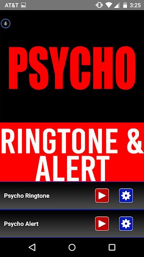Psycho Theme Ringtone Alert