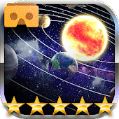 VR 360 Solar System Space Android APK Download Free By Xtreme VR