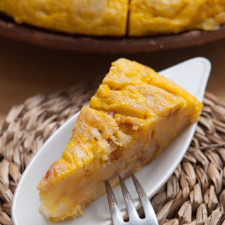 Easy No-Flip Spanish Tortilla (Tortilla Espanola) Potato Omelette