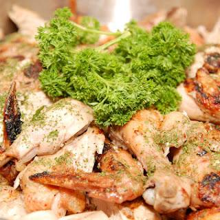Peri Peri Chicken, Secret South African Marinade.