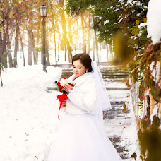 Wedding photographer Karina Kirpichnikova (Fotokirpichik). Photo of 06.02.2017