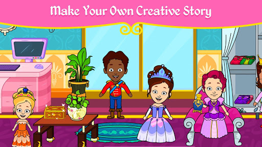 My Tizi Princess Town - Doll House Castle Game 2.0 screenshots 21