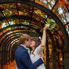Wedding photographer Yuliya Rozhkova (Uzik). Photo of 24.10.2016