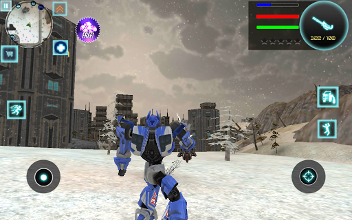 لقطات من Iron Bot 3