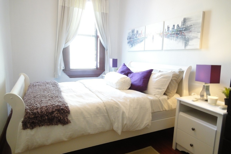 Bed Room Chelsea Serviced Apartment
