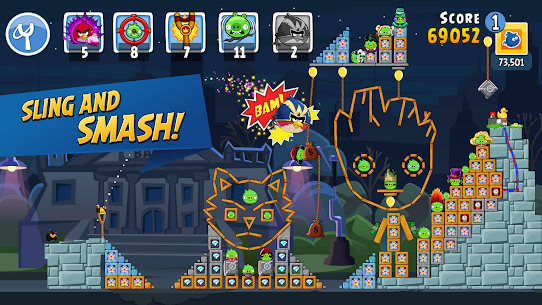 Angry Birds Friends App Download For Android and iPhone 5