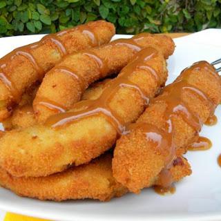 Breaded Fried Bananas