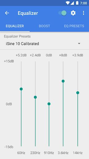 Precise Volume (+ Equalizer) screenshot 6