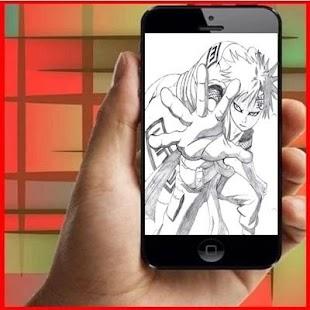 Tutorial Drawing Anime for PC-Windows 7,8,10 and Mac apk screenshot 5