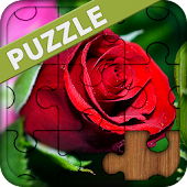 Roses jigsaw puzzles