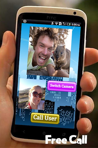 Face Video Calling for Android